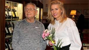 Jiří Menzel, Olga Menzelová