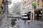 Dnes si po ulicích bezstarostně vykračují rodinky na výletě, před sedmdesáti lety tomu bylo úplně jinak.