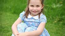Princezna Charlotte, stejně jako její ostatní sourozenci, prý není rozmazlená.