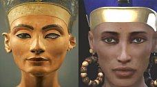 Nefertiti platila za nejkrásnější ženu široko daleko.