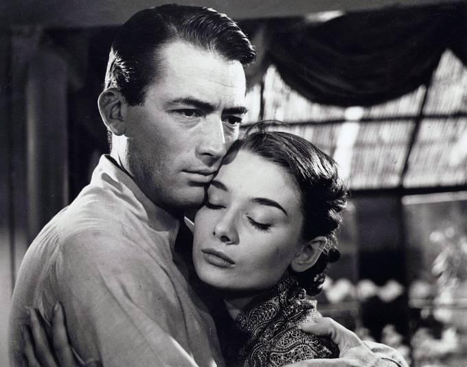 Prázdniny v Římě (1953) odstartovaly její kariéru.