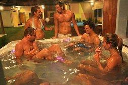chlapci orgie gayovia kohút