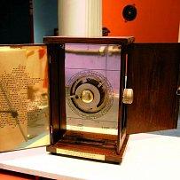 Rekonstruovaná podoba antického počítače.