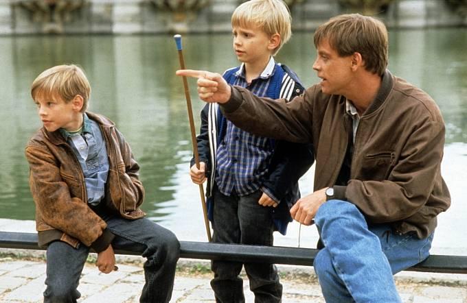 V roce 1993 si zahrál v kanadském krimifilmu, který se k nám nikdy nedostal.
