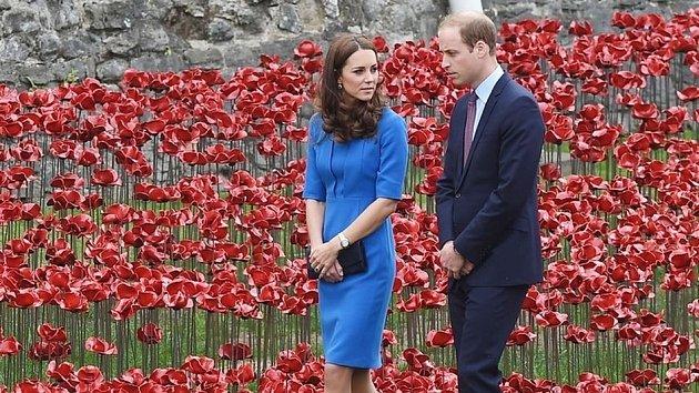 Kate Middleton sprincem Williamem