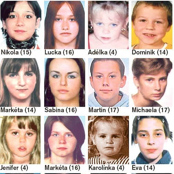 Ztracené děti