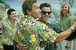 Arnold Schwarzenegger tančí se Sylvesterem Stallonem