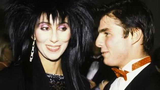 Cher a Tom Cruise