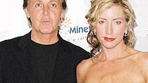 Paul McCartney a Heather Millsová