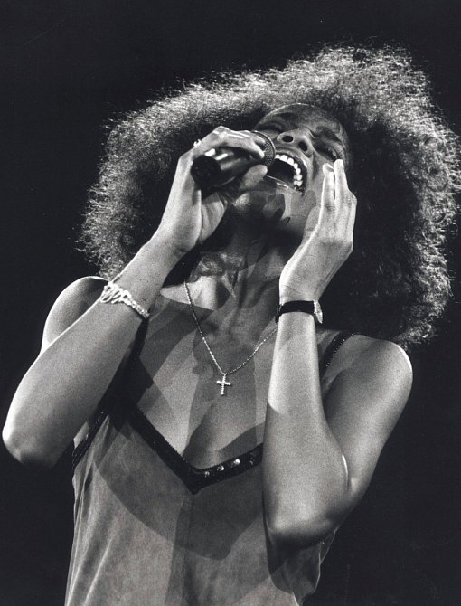 Whitney Houston, 1988