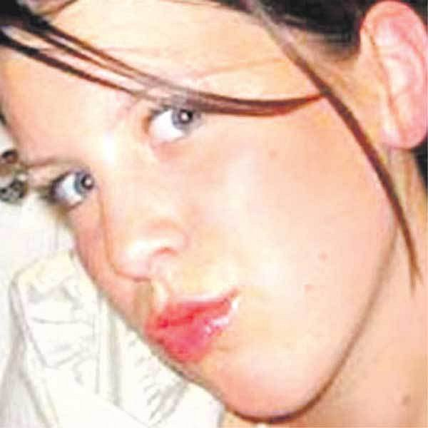 Zavražděná Stacey Mitchell