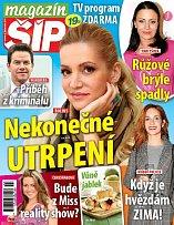 Titulní strana Magazínu Šíp 2.11.2016