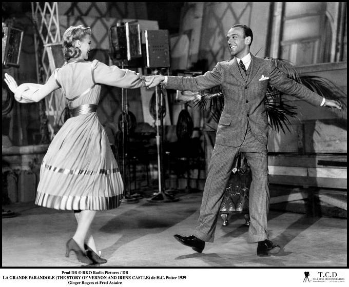 28 let: SFredem Astairem vmuzikálu Život vtanci (1939)