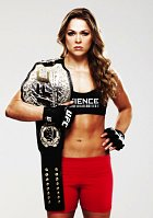 Šampionka Ronda Rousey