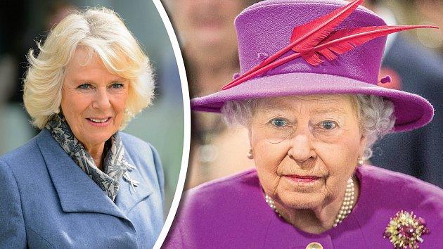 Stane se Camilla nástupkyní Alžběty II.?