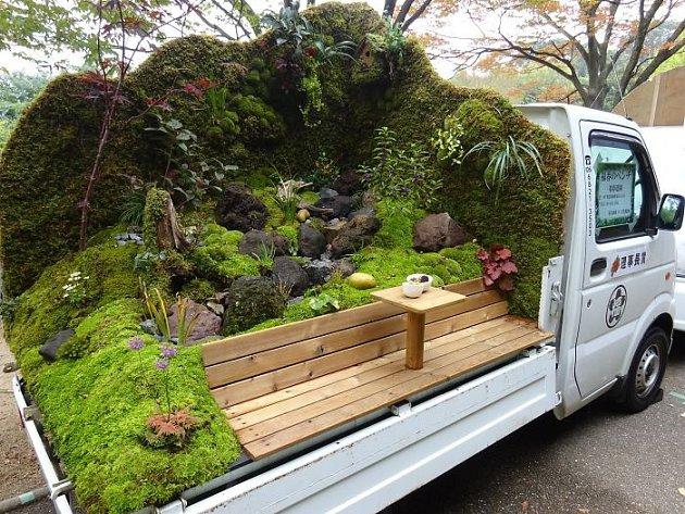 Která zahrada je nejhezčí?