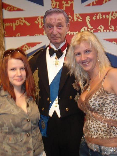 Guenther Focke, údajný bratr prince Charlese