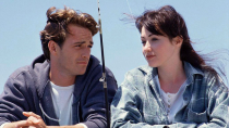 Shannen Doherty, Luke Perry