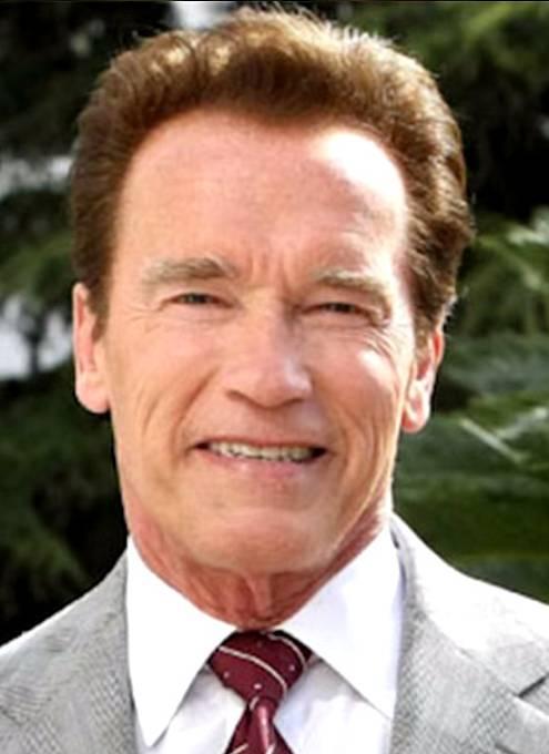 Arnold Schwarzenegger tak, jak ho známe.