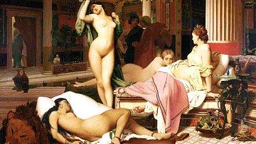 Řecké prostitutky podléhaly přísným pravidlům co se šatníku týče.