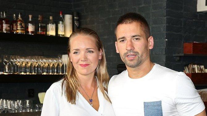 Lucie Vondráčková a Tomáš Plekanec se před časem rozvedli.