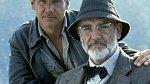 Otce Indiany Jonese si zahrál neméně slavný Sean Connery.
