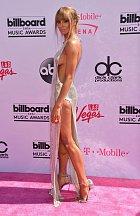 Takhle se zpěvačka Ciara objevila na Billboard Music Awards.