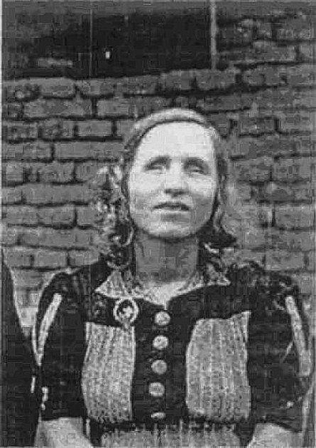 Mladá Vanga, nebo tehdy spíše ještě Vargelija.
