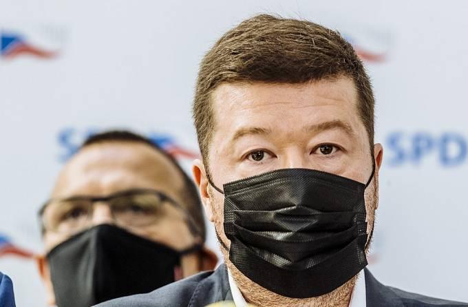 Lubomír Volný trumufnul svého bývalého šefa Tomia Okamuru.