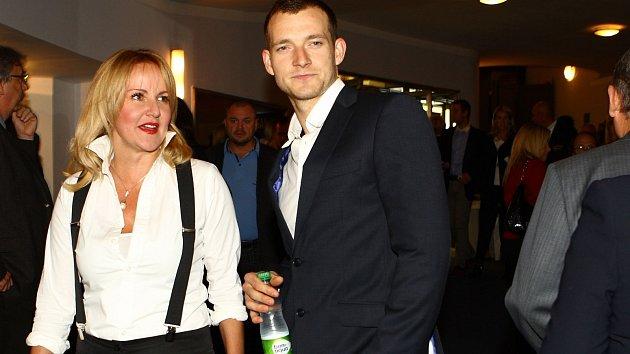 Vendula Svobodová a Josef Pizinger
