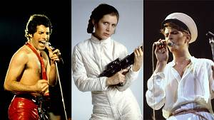 Fisher, Bowie, Mercury