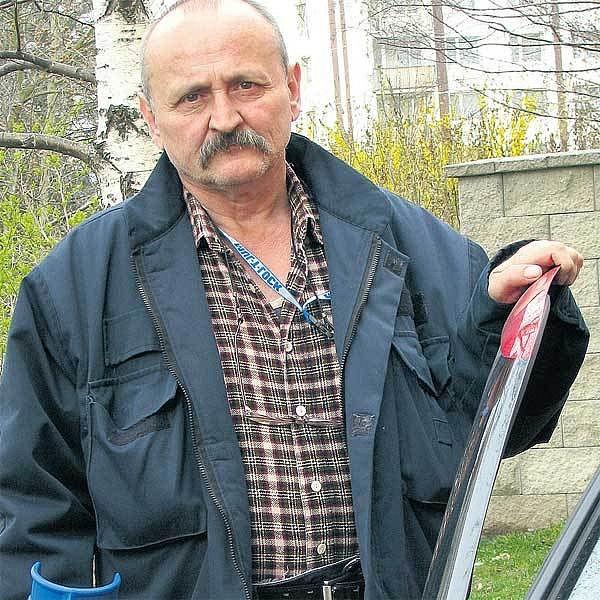 Na nemocnici, která zanedbala povinnou péči, podal Miloš Kádner žalobu.