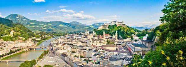 Můžete se vydat na výlet do nedalekého Salzburgu.