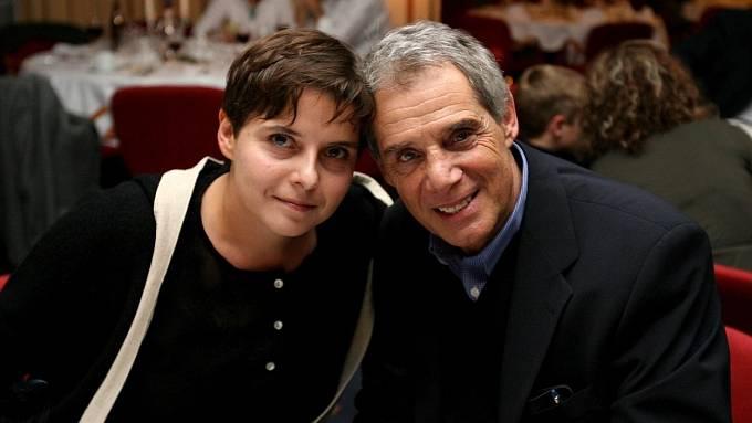 Josef Laufer s dcerou