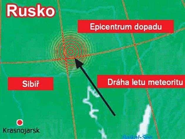 Ilustrační mapa