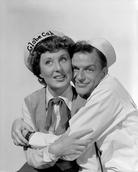 Rok 1949 a začátky filmové kariéry