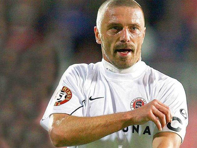 Céčko na rukávě sice Tomáš Řepka měl, ale zas mu připadalo jako by mu v Brně chyběla jedna noha.