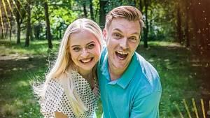 Tomáš Verner a Kristýna Coufalová