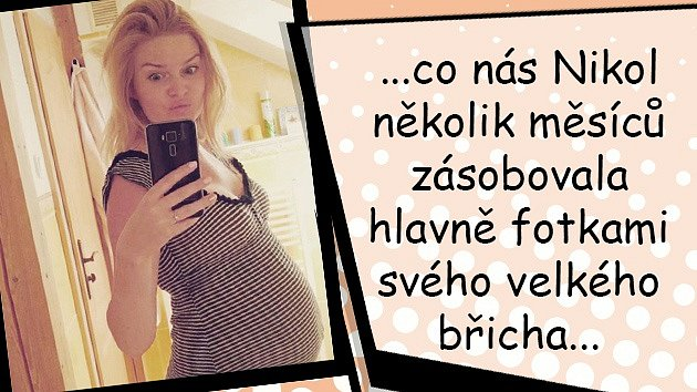 Nikol Štíbrová se ukázala vplavkách 8měsíců po porodu.