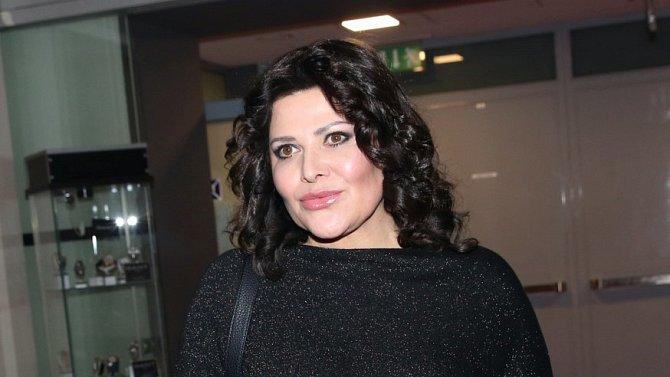 Ilona Csáková se k pandemii koronaviru vyjadřuje často.