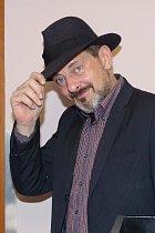 Ťulda Brousek miluje klobouky.