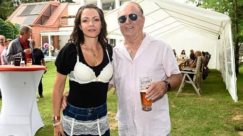 Alice Jandová a Petr Janda