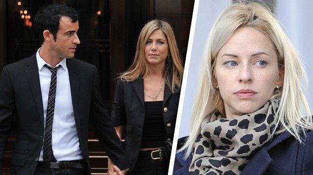 Jennifer Aniston prý lásku svého manžela získala nečestně.