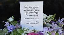 Gottova rodina nechala zpěvákovi vzkaz přímo na jeho hrobě.
