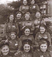Nejúspěšnější ostřelovačky sovětské armády
