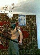 A ještě jedna fotečka z ruské seznamky. Prý je ten chlapec ještě pořád volný...