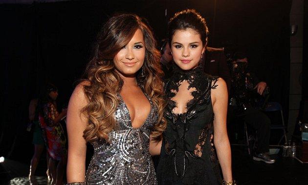 Selena Gomez a Demi Lovato
