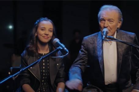 Charlotte Ella Gottová, Karel Gott