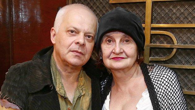 Bob Klepl a Eva Holubová