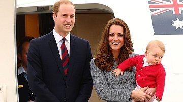 William s Kate a synem Georgem